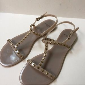 Authentic Givenchy Lucy jelly Sandals